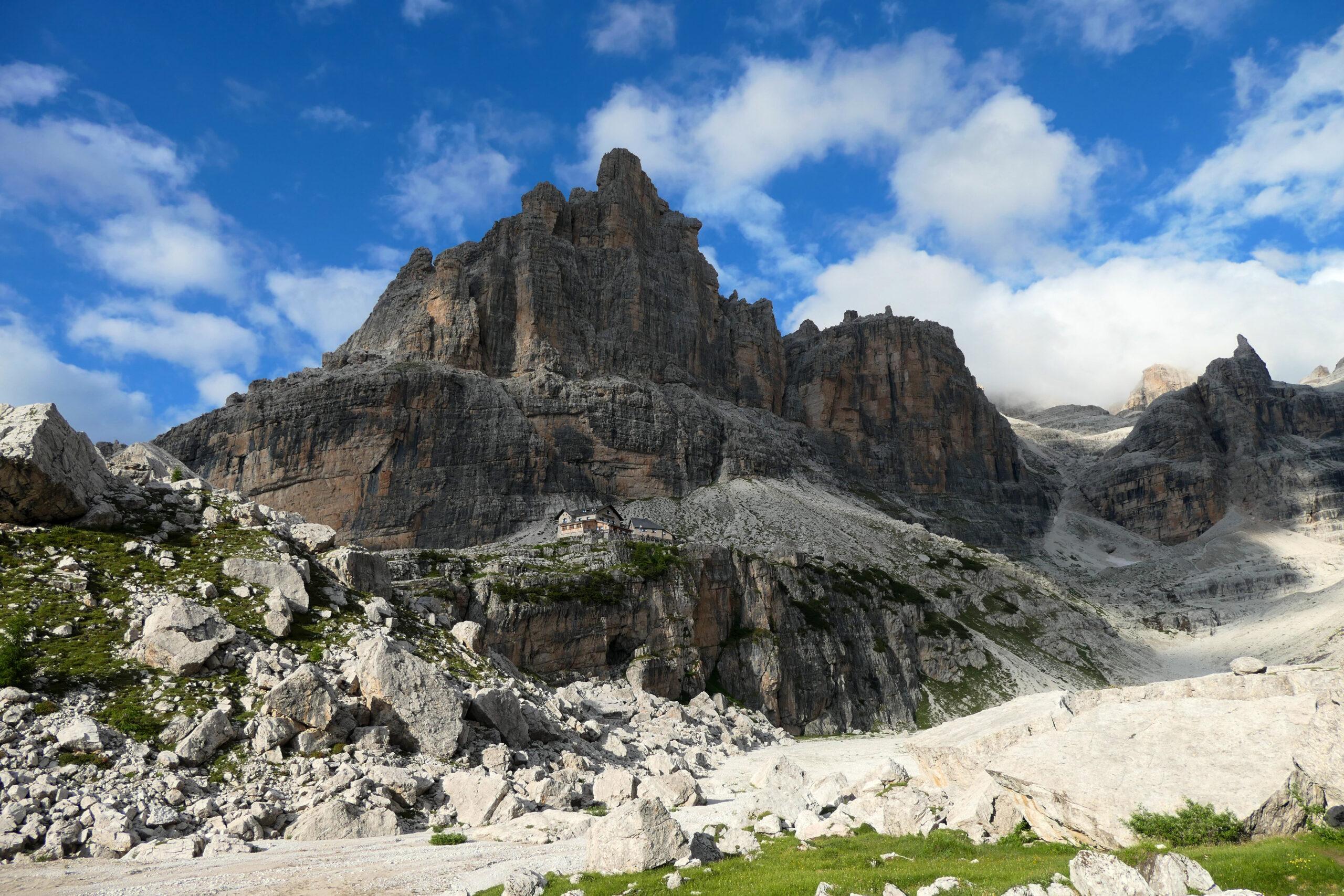 Castelletto inferiore – Spigolo Gasperi