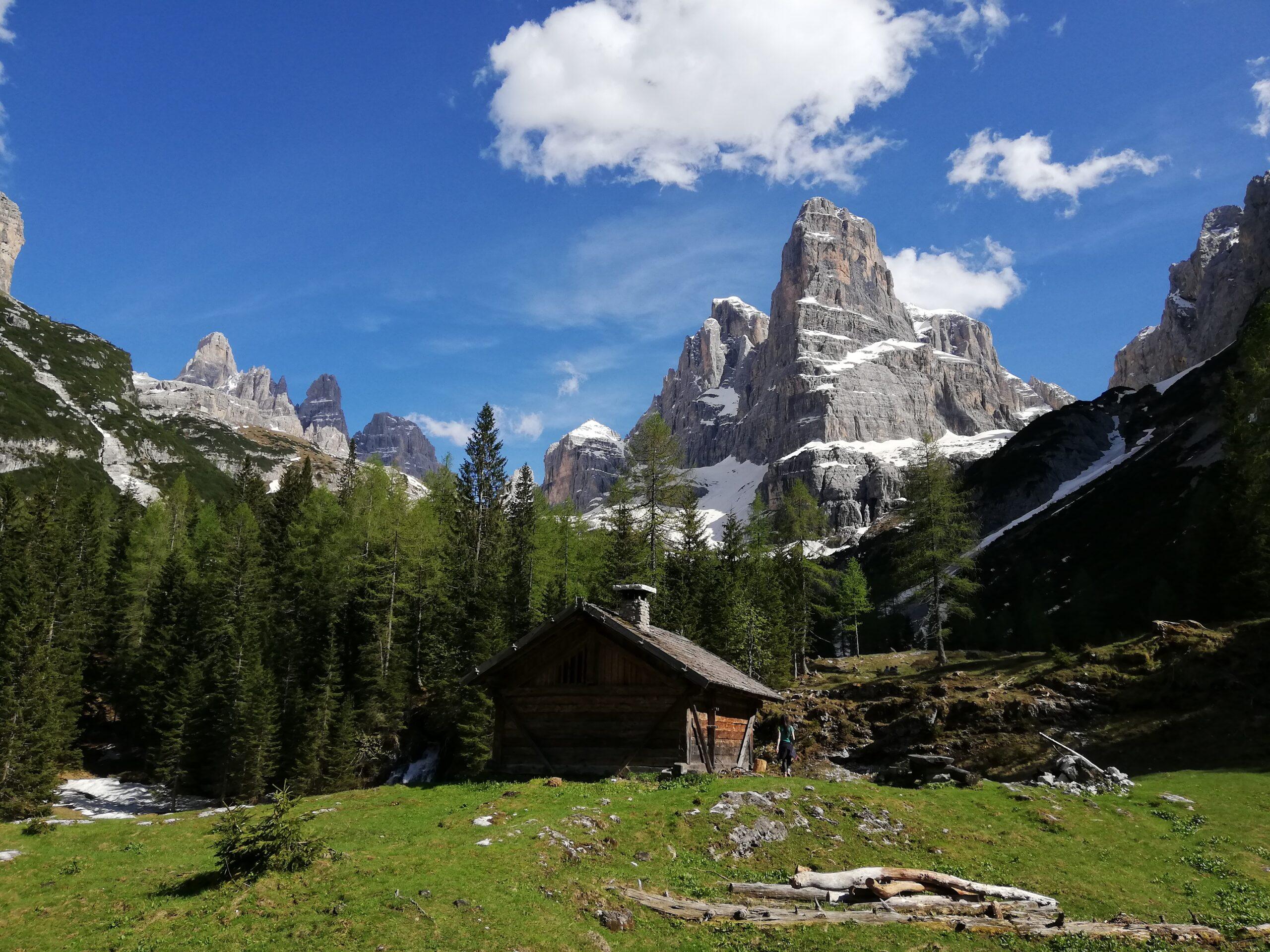 Casinei – Brenta Alta